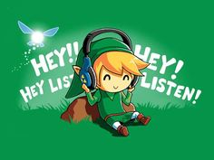TeeTurtle - Cute, nerdy, pop-culture t-shirts! The Legend Of Zelda, Twilight Princess Hd, Fictional World, Fictional Characters, Nintendo, Geek Games, Video Game Art, Video Games, Cool Costumes