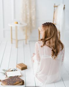 Soaking in the Morning of Your Wedding by Emily Fuselier Photography | Wedding Sparrow