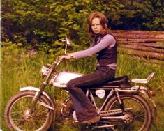 Solifer moped from the Teenage Wasteland, Colour Photography, Mini Bike, Old Ads, Teenage Years, Childhood Memories, Pin Up, Nostalgia, Shorts
