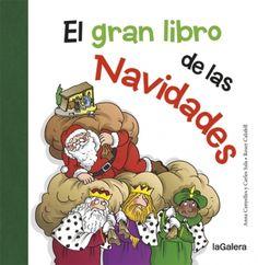 """Un gran volumen de regalo con tres cuentos navideños. """"Las Navidades"""", para aprender y disfrutar con cada día. """"Papá Noel"""", para descubrir los secretos de los duendes que viven con el mágico personaje de las Navidades. Y """"Los Reyes Magos"""", para compartir los nervios del día más maravillosos para los niños."""