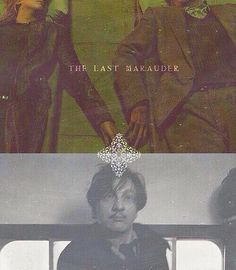 Did anyone else notice that the Marauders die in the reverse order of their names listed on the Map? Moony, Wormtail, Padfoot and Prongs. James dies first, then Sirius, then Wormtail, and lastly Lupin. Reverse order.
