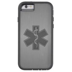 Paramedic EMT EMS Modern Tough Xtreme iPhone 6 Case