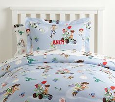 Disney and Pixar Toy Story Organic Toddler Duvet Cover