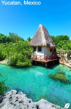 Yucatan? Yes, you can! Book your Mexico vacation with Orbitz.