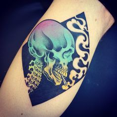 Onnie O'Leary - Stone Heart Tattoo - Sydney, Australia #ink #tattoo