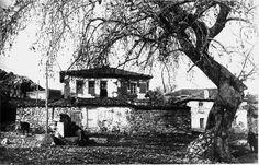 ΠΛΑΤΑΝΟΣ Photo from Farsala in Larissa Greece, Cabin, House Styles, Painting, Memories, Home Decor, Art, Greece Country, Memoirs