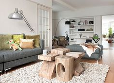 Coffee Table Decor For the De-Caffeinated Home Owner