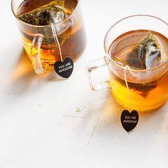 Big Heart Tea Co. Cup of Sunshine Tea Bags | Crate and Barrel Coffee And Espresso Maker, Coffee Box, Caffeine Free Tea, Dairy Free Treats, Tea Companies, Organic Turmeric, Tea Benefits, Tea Recipes, Crate And Barrel