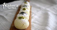 Pirinç Unu Kurabiyesi (Naan Berenji) Tarifi Nutella, Eggs, Breakfast, Desserts, Pizza, Foods, Baking, Breakfast Cafe, Tailgate Desserts