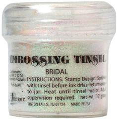 Heartfelt Creations | Bridal Embossing Powder
