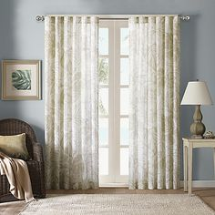 Kona Tropical Shower Curtain And Matching Window Valance