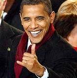 Aloha Mr President