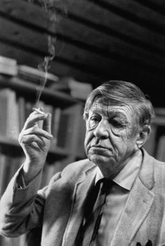W. H. Auden (Wystan Hugh Auden  February 21, 1907 – September 29, 1973), who published as W. H. Auden, was an Anglo-American poet, born in England, later an American citizen, regarded by many as one of the greatest writers of the 20th century. Works include: Journey to a War, The Dyer's Hand +149 more