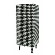 Seletti Trip 7 Drawer Cabinet, Dogtooth | ACHICA £1299