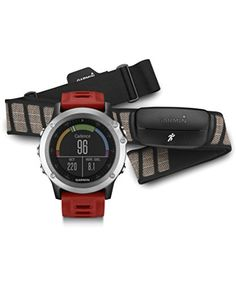 Garmin fenix 3 Silver bundle with Heart Rate Monitor >>> Read more reviews of the product by visiting the link on the image.