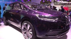 Renault has plenty of new designs and innovative ideas on display at this year's Frankfurt Motor Show. Renault TV takes a look at the New Mégane, electric models and much more from Renault's extensive range.