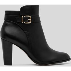 Reiss Booties - Imogen High Heel Bootie ( 230) ❤ liked on Polyvore  Bokacsizma 1b980db8a2