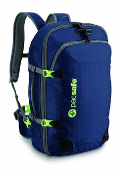 Pacsafe Venturesafe GII Anti-Theft Carry-On Travel Pack ** Don't get left behind, see this great product : Travel luggage Travel Packing, Travel Luggage, Travel Backpack, Backpack Bags, Turkey Destinations, Girls Vacation, Vacation Ideas, Gifts For Photographers, Mk Bags