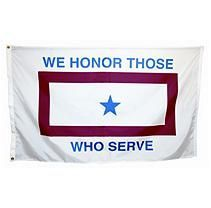 Military Service 3'X5' Nylon Outdoor Flag