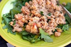 Get ready. This is going to blow your mind. 4 Ingredient Quinoa Salad – you officially have no more excuses for eating fast food for dinner. 4 Ingredient Quinoa Salad In a bowl, mix together: Cooked quinoa Salsa Hummus (any flavor) Chickpeas (canned – drained and rinsed) And that's it. Seriously! The proportions are up …