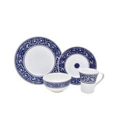 Francesco 16 Piece Dinnerware Set, Service for 4  $109.99