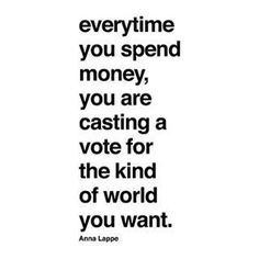 Never thought of it that way. Puts some new perspective on where/how you spend your money. Cool Words, Wise Words, Quotes To Live By, Me Quotes, Quotable Quotes, Statements, Thought Provoking, Inspire Me, In This World