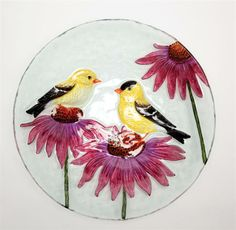 Goldfinches!