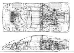 Ferrari 330 P3 1966