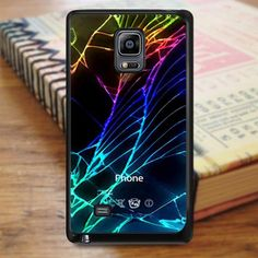 Broken Cracked Out Samsung Galaxy Note 5 Case