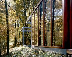 In nature - NY, Dutchess County Residence by Allied Works Architecture
