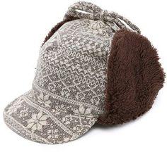 Winter cap / ShopStyle(ショップスタイル): 西武そごうeデパート リミテッド エディション キッズ 帽子