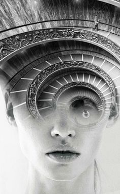 Double Exposure Portraits by Antonio Mora ile ilgili görsel sonucu Surrealism Photography, Abstract Photography, Creative Photography, Portrait Photography, Portraits En Double Exposition, Exposition Multiple, Photomontage, Gifs, Photoshop