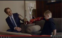 7-Year Old Alex Pring On His Awesome New 3D Printed Bionic Arm and His Fist Pump with Robert Downey Jr.