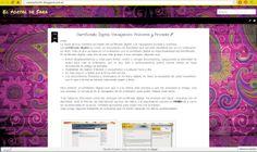 Tarea Certificado Digital. Artículo Blog http://sarasantoc91.blogspot.com.es/2014/01/certificado-digital-navegacion-anonima.html
