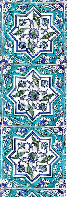 turkish tiles click the image for more details. Turkish Tiles, Turkish Art, Portuguese Tiles, Moroccan Tiles, Islamic Tiles, Islamic Art, Tile Art, Mosaic Tiles, Tile Painting