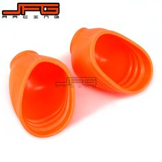 Rubber Foot Peg Anti Dust Cover Guard Protector For KTM EXC EXCF XC XCF XCW XCFW MX EGS SX SXF SXS SMR SID DAYS 125-525 #Affiliate