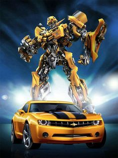 "Bumblebee has always been my favorite Autobot! Director Michael Bay has confirmed that the autobot known as Bumblebee will be changed to a 2014 Chevrolet Camaro concept in ""Transformers Transformers Bumblebee, Autobots Transformers, Transformers Trailer, Bumblebee Bumblebee, Camaro Concept, Concept Cars, Chevrolet Camaro, Camaro Ss, Corvette"