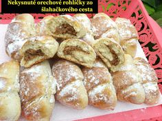 Food And Drink, Cooking Recipes, Sweets, Bread, Baking, Desserts, Hampers, Kuchen, Tailgate Desserts