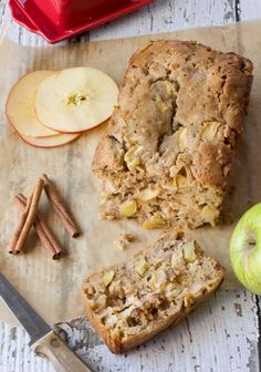 Brown Butter Apple Loaf Breakfast Recipes from The Kitchn | The Kitchn