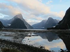 Milford Sound. Everyone says this is the one thing you HAVE to do if you have time. By plane, by boat, by bus, all accessible from Queenstown.