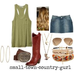 """Footloose 2011"" by small-town-country-gurl on Polyvore"