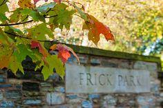 Frick Park in Pittsburgh via Flickr.
