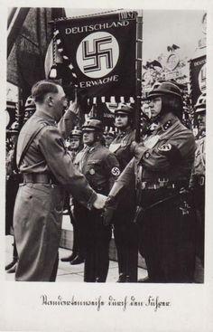 German Empire, 1933/45 Third Reich Picture postcards