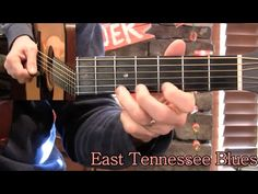 East Tennessee Blues Flatpicking Guitar Lesson! - YouTube