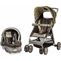 Evenflo Flexlite Travel System, Santa Fe