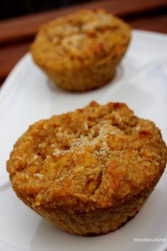 Najlepšie zdravé muffiny bez múky a cukru s tropickou ovocnou chuťou. Tajné ingrediencie sú mango a kokos. A čo majú spoločné trópy, panda a simple Jack?