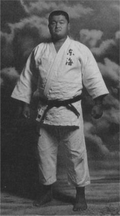 Yasuhiro Yamashita, best Judo fighter ever, unbeaten for 9 years until his retirement.