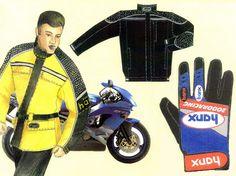 Hanx Suomi Oy - Moottori- ja talviurheilu- sekä pyöräily- ja motocross-mallistojen suunnittelu