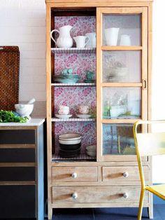 Una Idea para Renovar un Viejo Mueble
