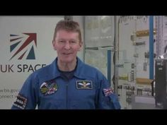 Sarah Brightman - A Message From ESA Astronaut Tim Peake -